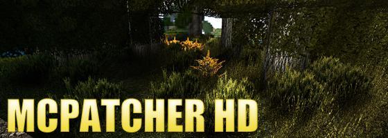 McPatcher для Minecraft 1.7.4
